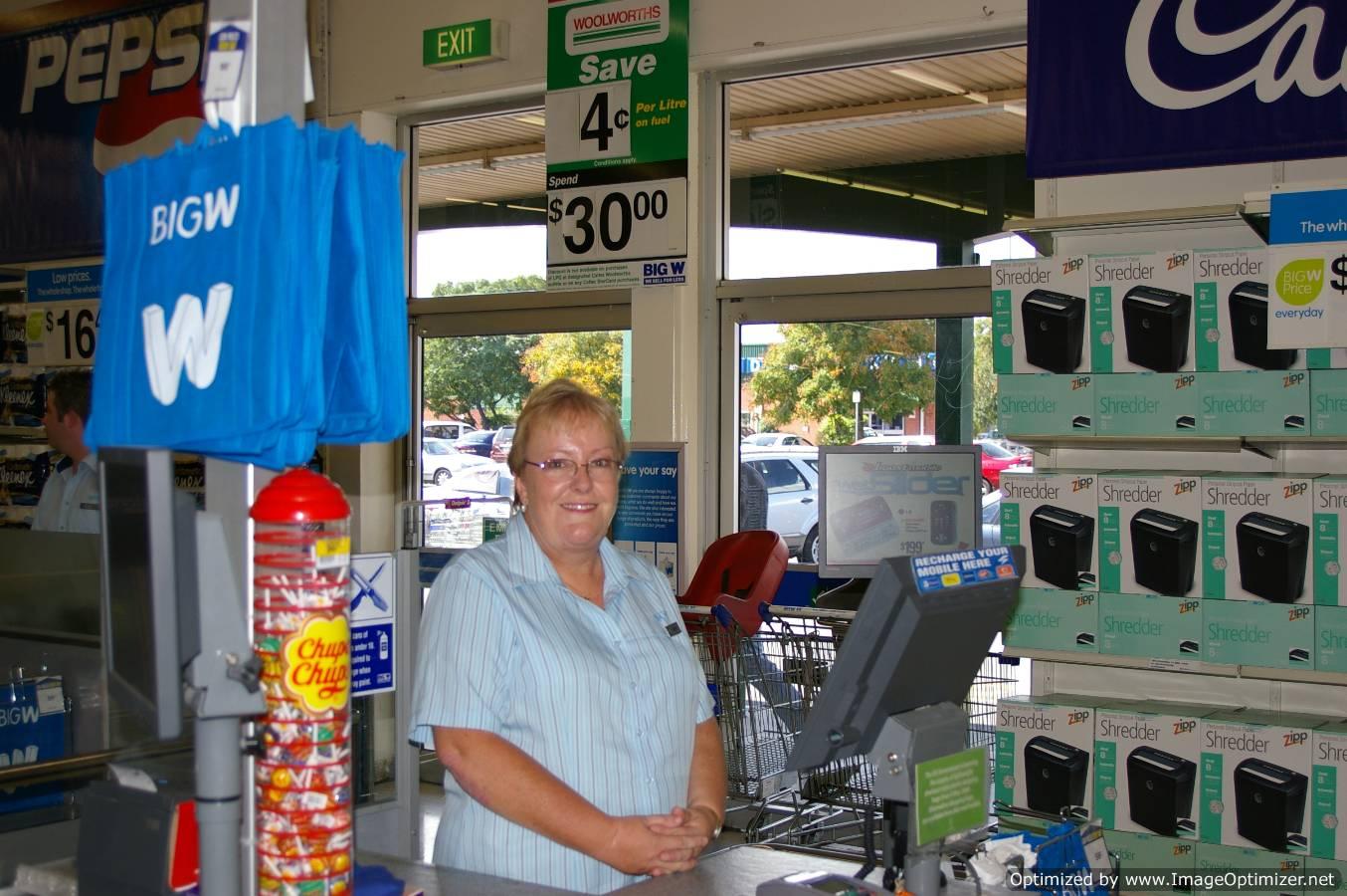 Disability Works Australia Ltd  Big W success story