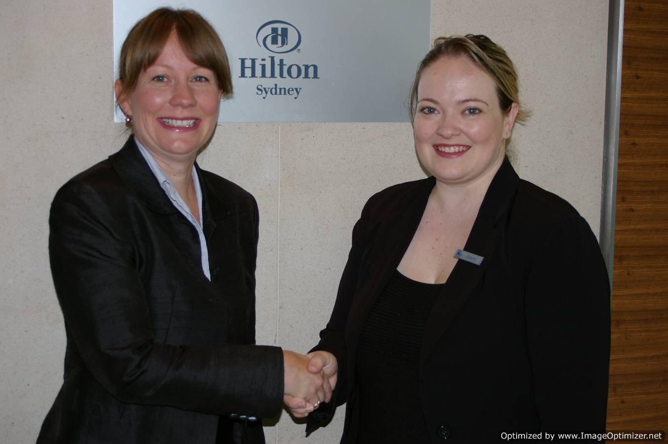 Disability Works Australia Ltd Hilton Hotel Success Story